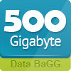 Data Bagg 500 GB Yearly
