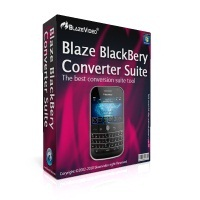 BlazeVideo BlackBerry Converter Suite