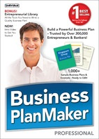 Business PlanMaker Professional
