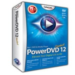 CyberLink PowerDVD12 Standard