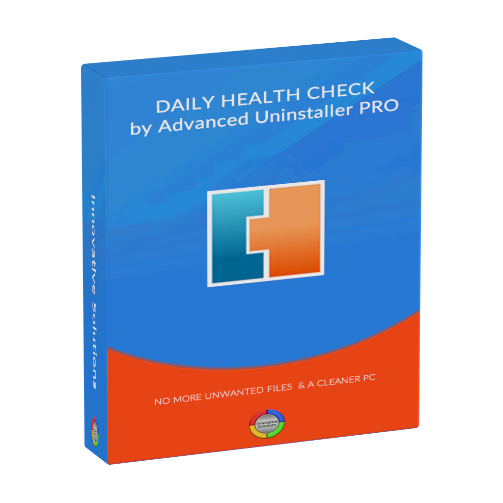 Advanced Uninstaller PRO (Daily Health Check)