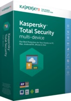 Kaspersky Total Security - multi-device Africa Edition