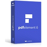 Wondershare PDFelement 6 Pro for Mac