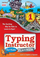 Typing Instructor for Kids Platinum - Mac