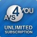 AVS4YOU Unlimited Subscription