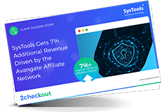 Avangate Affiliate Network and SysTools Case Study