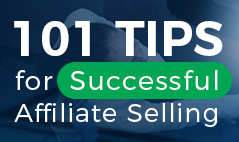 eBook: 101 Tips for Successful Affiliate Selling