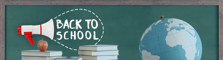 Study up - Our Back to School Offers Are Here!