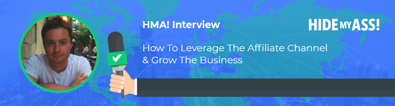 HMA! Interview: How to Leverage the Affiliate Channel & Grow the Business