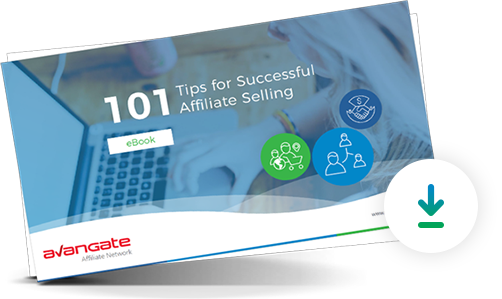 101 Tips for Successful Affiliate Selling